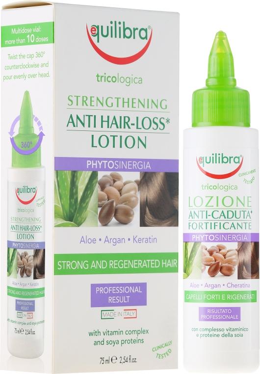 Lozione anticaduta fortificante per capelli - Equilibra Tricologica