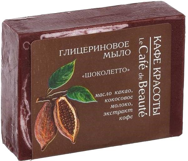 Sapone alla glicerina con cacao - Le Cafe de Beaute Glycerin Soap