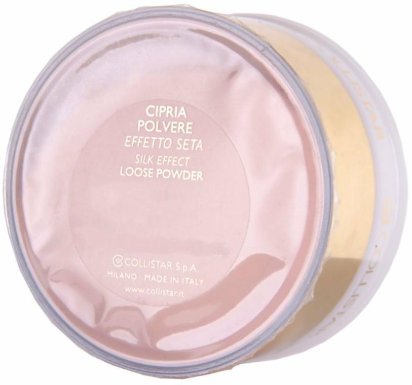 Ricarica per polvere - Collistar Silk Effect Loose Powder Reffil