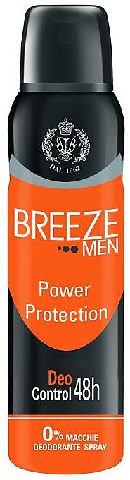 Deodorante-spray - Breeze Men Power Protection Deo Control 48H — foto N1