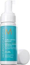 Profumi e cosmetici Mousse per lo styling dei capelli - Moroccanoil Curl Control Mousse