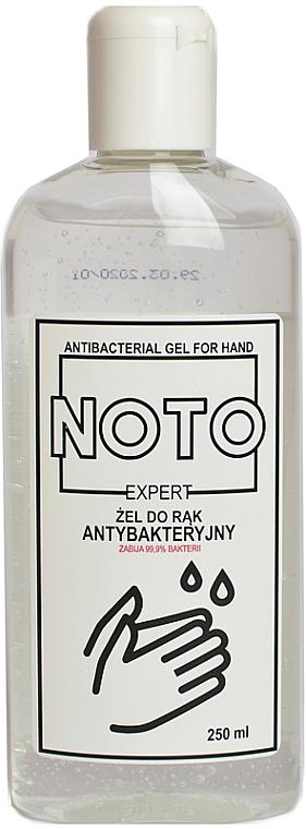 Gel mani antibatterico - Noto Expert Antibacterial Gel For Hand