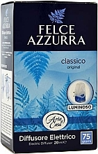 Profumi e cosmetici Diffusore elettrico - Felce Azzurra Classico