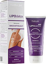 Profumi e cosmetici Siero intensivo anti-cellulite - Floslek Slim Line Intensive Anti-Cellulite Serum Lipo Detox
