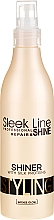 Profumi e cosmetici Spray scintillante per capelli - Stapiz Sleek Line Silk Shiner