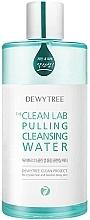 Profumi e cosmetici Acqua detergente viso con linfa di betulla e amamelide - Dewytree The Clean Lab Pulling Cleansing Water