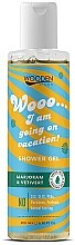 Profumi e cosmetici Gel doccia - Wooden Spoon I Am Going On Vacation Shower Gel