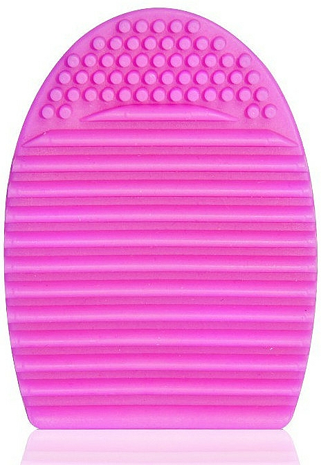 Accessorio in silicone per la pulizia di spazzole e pennelli 4499, rosa - Donegal Brush Cleaner — foto N2