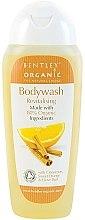 "Profumi e cosmetici Gel doccia ""Rinfrescante"" - Bentley Organic Body Care Revitalising Bodywash"