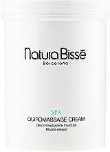 Profumi e cosmetici Crema da massaggio - Natura Bisse Spa Quiromassage Cream