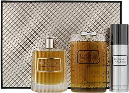 Profumi e cosmetici Trussardi Riflesso Man Set - Set (edt/100ml + sh/g/200ml + deo/100)