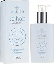Profumi e cosmetici Balsamo normalizzante per capelli grassi - Halier Re:hab Conditioner