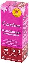 Profumi e cosmetici Assorbente giornaliere igieniche, 20pz - Carefree Plus Original Fresh Scent