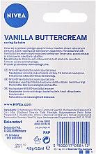 """Burrocacao """"Dessert alla vaniglia"""" - Nivea Vanilla Buttercream — foto N2"""