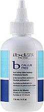 Profumi e cosmetici Rimedio per rimuovere la pelle dura e duroni - IBD Spa Pro Pedi B-Callus Free