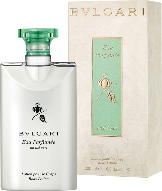Bvlgari Eau Parfumee Au The Vert Body Lotion - Lozione corpo