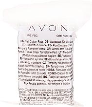 Profumi e cosmetici Dischetti di cotone per manicure - Avon