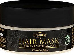 Profumi e cosmetici Maschera capelli - Arganour Hair Mask Treatment Argan Oil