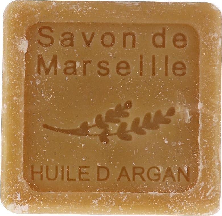 """Sapone di Marsiglia """"Olio di Argan"""" - Le Chatelard 1802 Soap Savon De Marseille Huile Argan — foto N1"""