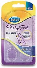 Profumi e cosmetici Cuscinetti in gel per aree sensibili - Scholl Gel Activ Party Feet Sore Spots