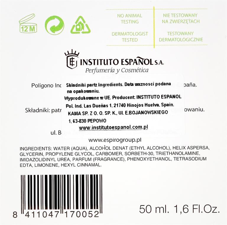Siero viso con bava di lumaca - Instituto Espanol Snail Serum Extract  — foto N3