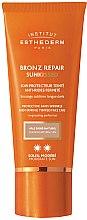 Profumi e cosmetici Crema viso tonificante - Institut Esthederm Bronz Repair Sunkissed Moderate Sun