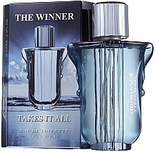 Profumi e cosmetici Omerta The Winner Takes It All - Eau de toilette