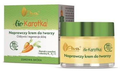 Crema viso - Ava Laboratorium Bio Karotka Face Cream