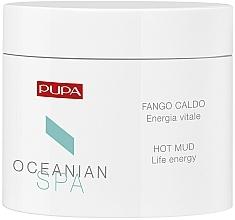 Profumi e cosmetici Crema corpo riscaldante - Pupa Hot Mud Life Energy