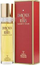 Profumi e cosmetici Elizabeth Taylor Diamonds&Rubies - Eau de toilette