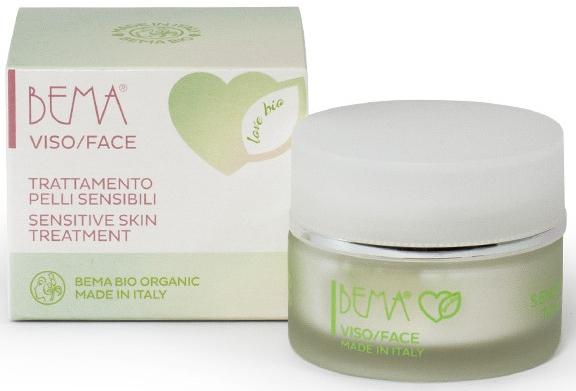 Crema viso per la pelle sensibile - Bema Cosmetici Love Bio Sensitive Skin Treatment  — foto N1