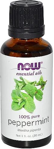 Olio essenziale di menta piperita - Now Foods Essential Oils 100% Pure Peppermint