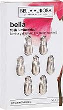 Profumi e cosmetici Capsule viso - Bella Aurora Flash Luminosity Facial Treatment