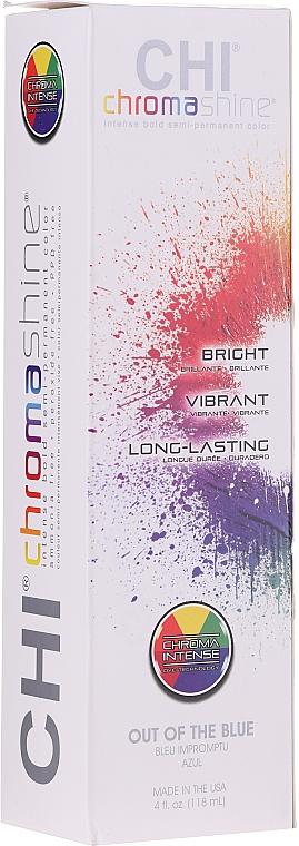 Tinta semipermanente - Chi Chromashine Intense Bold Semi-Permanent Color — foto N1