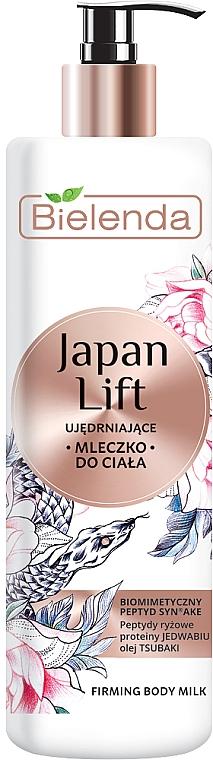 Latte corpo - Bielenda Japan Lift Body Milk