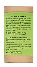 "Olio essenziale ""Salvia"" - Bulgarian Rose Dalmatian Sage Essential Oil — foto N3"