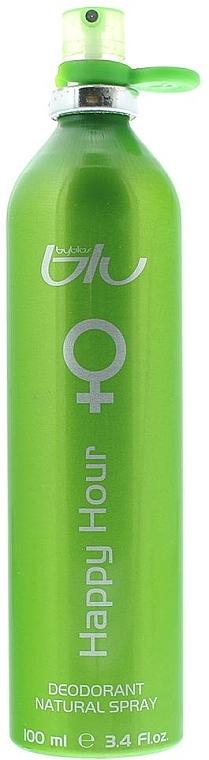 Byblos Blu Happy Hour - Deodorante — foto N1