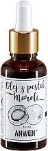 Profumi e cosmetici Olio capelli medio porosi, con nocciolo di albicocca - Anwen Apricot Oil For Medium-Porous Hair