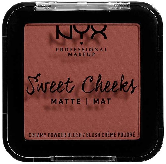 Blush opaco - NYX Professional Makeup Sweet Cheeks Matte Blush