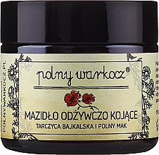 "Profumi e cosmetici Linimento ""Calotta cranica Baikal e papavero di campo"" - Polny Warkocz Nourishing Soothing"