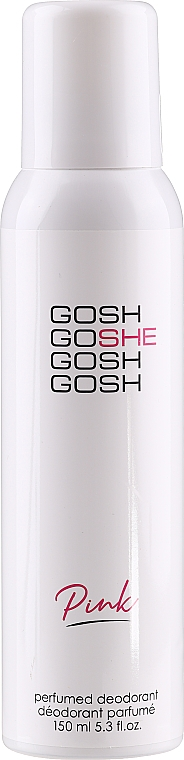 Gosh She Pink - Deodorante