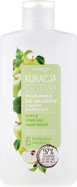 Balsamo capelli all'aceto di mele - Marion Apple Vinegar Hair Rinse
