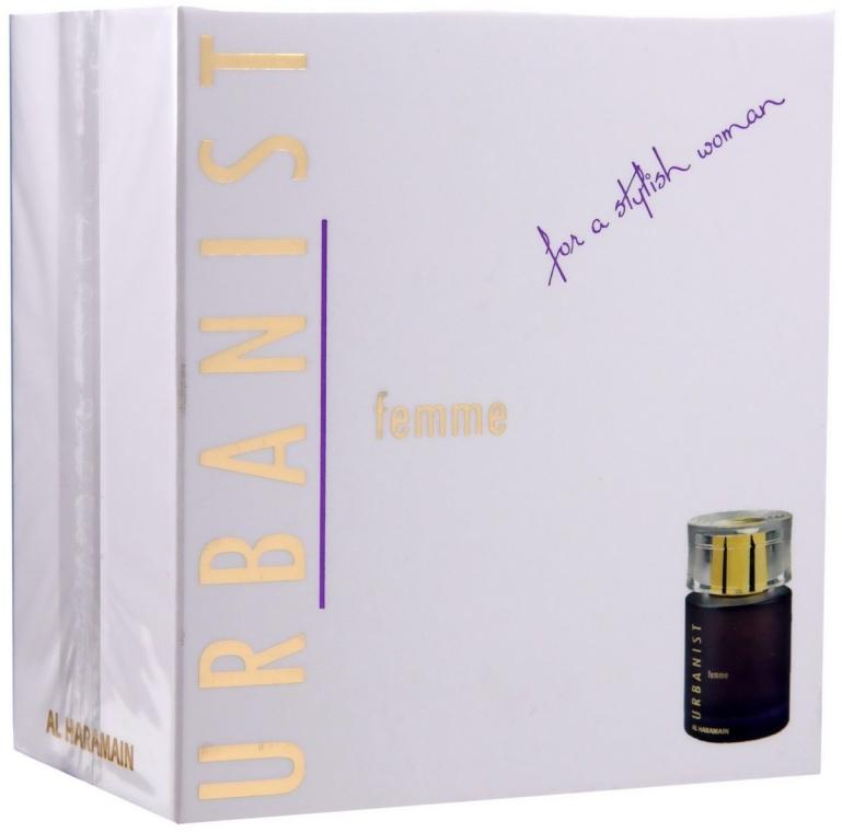 Al Haramain Urbanist Femme - Eau de Parfum
