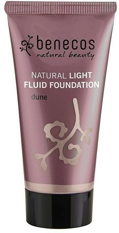 Fondotinta fluido - Benecos Natural Light Fluid Foundation
