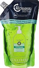 Profumi e cosmetici Shampoo per capelli rinfrescante - L'Occitane Aromachologie Purifying Freshness Hair Shampoo (ricarica)