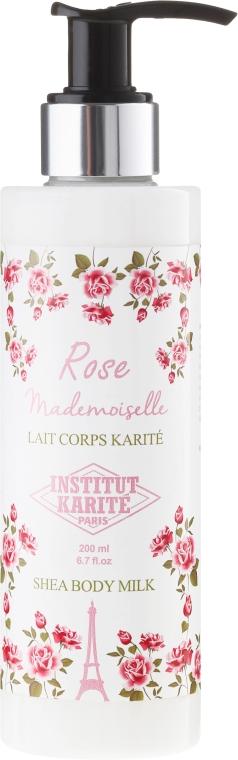 Latte corpo - Institut Karite Rose Mademoiselle Shea Body Milk — foto N1