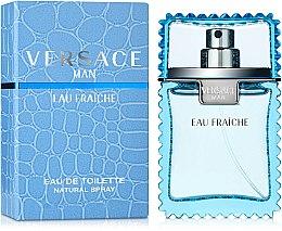 Profumi e cosmetici Versace Man Eau Fraiche - Eau de toilette