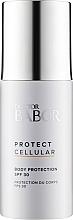 Profumi e cosmetici Crema solare idratante per il corpo - Doctor Babor Protect Cellular Body Protection SPF 30