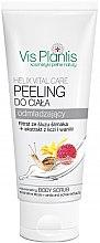 """Profumi e cosmetici Scrub corpo rigenerante """"Litchi e vaniglia"""" - Vis Plantis Helix Vital Care Rejuvenating Creamy Body Scrub"""