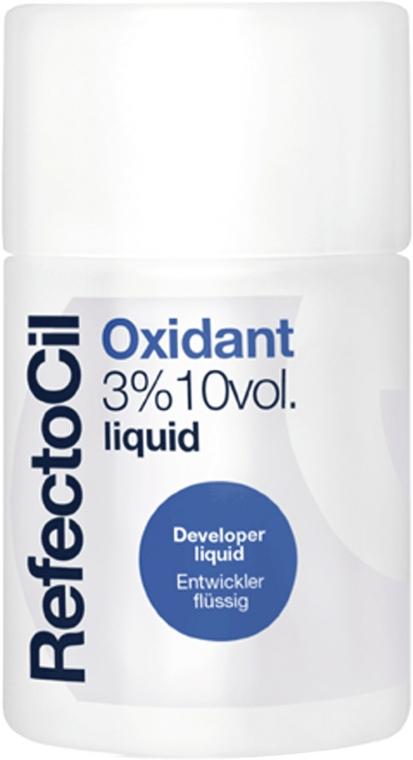 Ossidante 3% liquido - RefectoCil Oxidant 3% 10 vol. Liquid